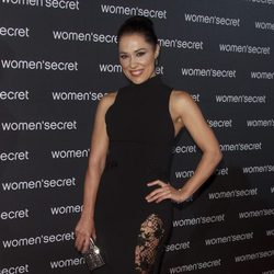 Eva Marciel en el estreno del Fashion Film 'Dark Seduction' de Women'secret?