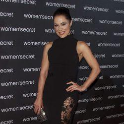 Eva Marciel en el estreno del Fashion Film 'Dark Seduction' de Women'secret?