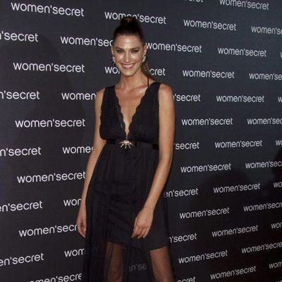 Laura Sánchez en el estreno del Fashion Film 'Dark Seduction' de Women'secret?