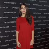 Claudia Traisac en el estreno del Fashion Film 'Dark Seduction' de Women'secret?