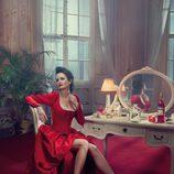 Eva Green en el mes de enero del Calendario Campari 2015