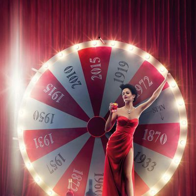 Eva Green protagoniza en el Calendario Campari 2015
