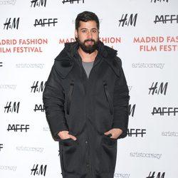 Moisés Nieto en el Fashion Film Festival 2014