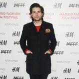 Jorge Acuña en el Fashion Film Festival 2014