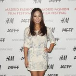 Usun Yoon en el Fashion Film Festival 2014
