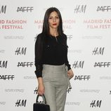 Ana Álvarez en el Fashion Film Festival 2014