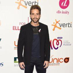Pablo Alborán en el concierto 'Por Ellas'