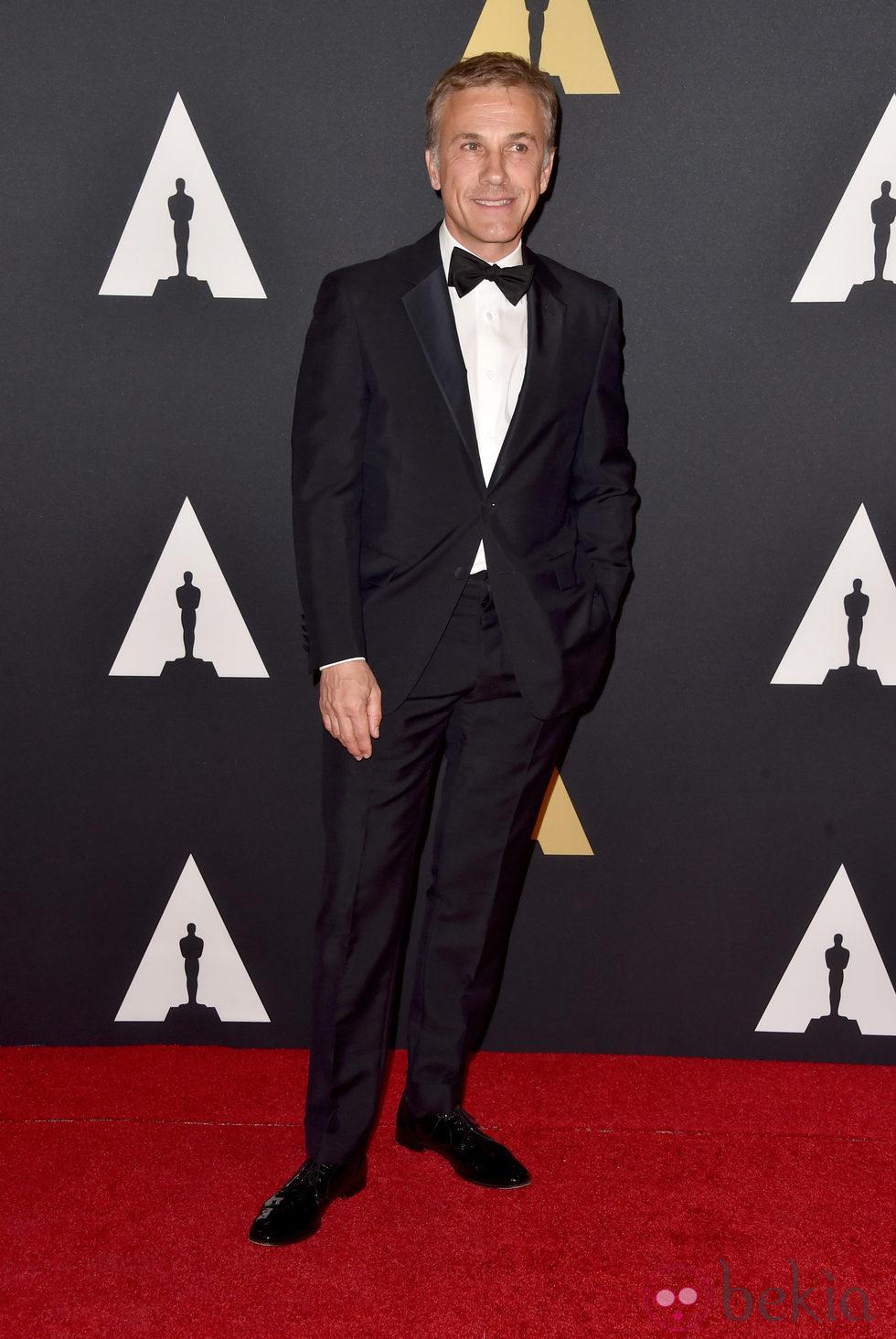 Christoph Waltz en los 'Premios Governors' 2014