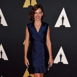 Hilary Swank en los 'Premios Governors' 2014