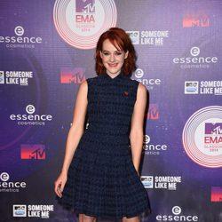 Jena Malone en los MTV EMA 2014