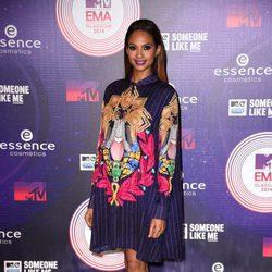 Alesha Dixon en los MTV EMA 2014