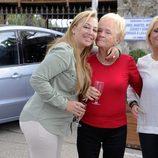 Belén Esteban celebra su 41 cumpleaños con su madre