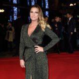 Kimberley Garner en el estreno de 'Los Juegos del Hambre: Sinsajo Parte 1' en Londres