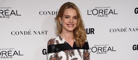 Natalia Vodianova en la entrega de los Glamour Women Of The Year Awards 2014