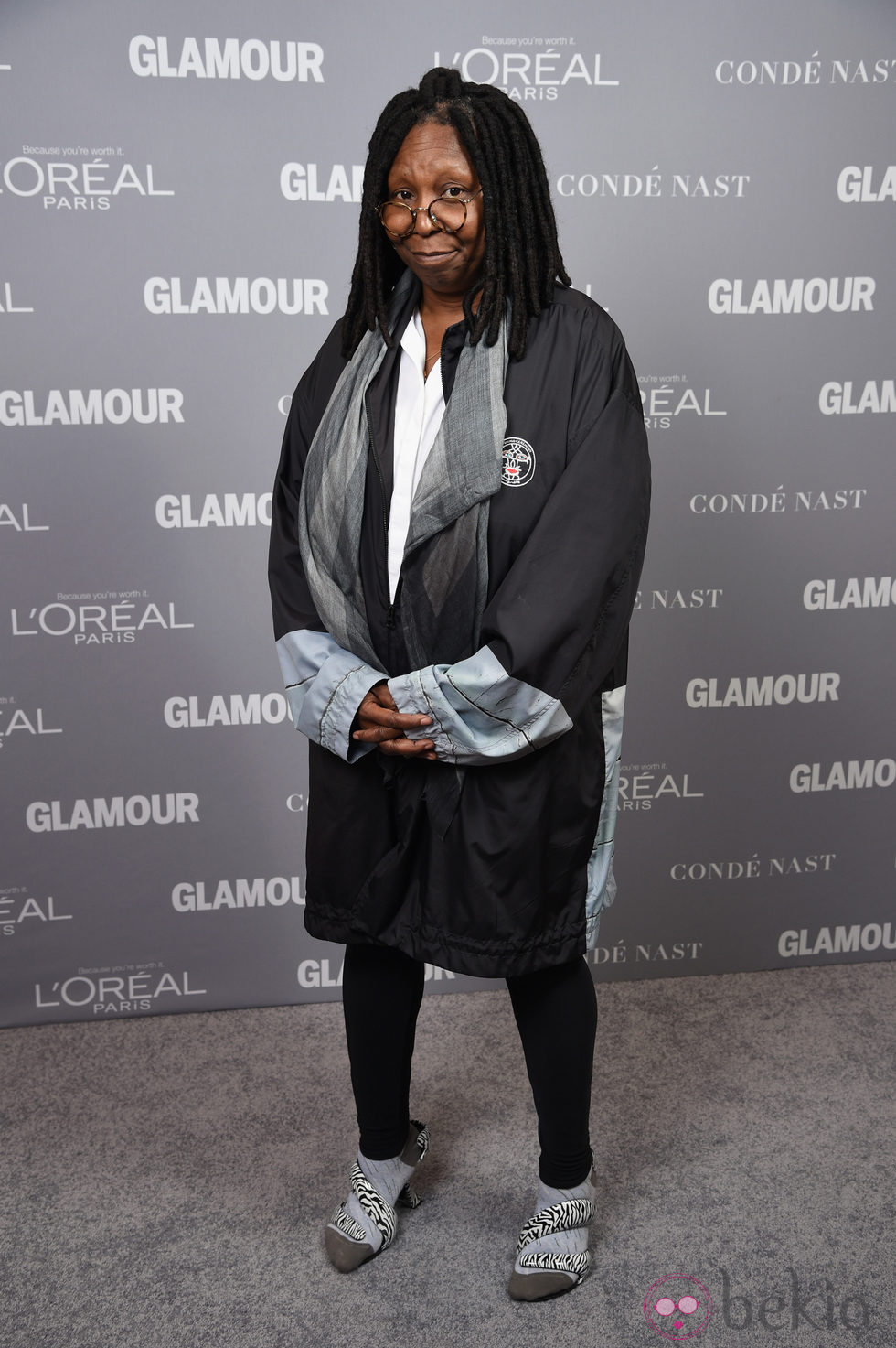 Whoopi Goldberg en la entrega de los Glamour Women Of The Year Awards 2014