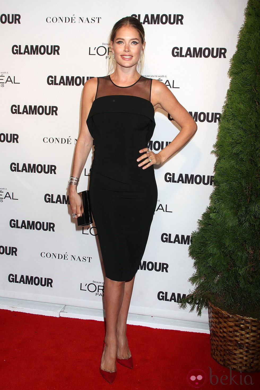 Doutzen Kroes en la entrega de los Glamour Women Of The Year Awards 2014