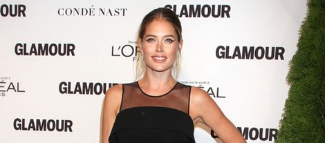 Doutzen Kroes en la entrega de los Glamour Women Of The Year Awards 2014