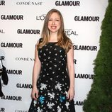 Chelsea Clinton en la entrega de los Glamour Women Of The Year Awards 2014