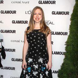 Chelsea Clinton en la entrega de los Glamour Women Of The Year Awards 2014