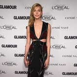 Karlie Kloss en la entrega de los Glamour Women Of The Year Awards 2014