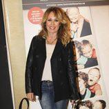 Miriam Díaz Aroca en el estreno de 'Olivia y Eugenio' en Madrid