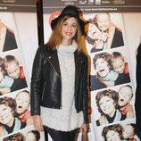 Manuela Velasco en el estreno de 'Olivia y Eugenio' en Madrid