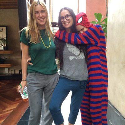 Tallulah Willis felicita a su madre, Demi Moore, por su 52 cumpleaños