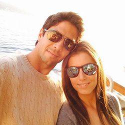 Fernando Verdasco y Ana Boyer, vacaciones en el mar