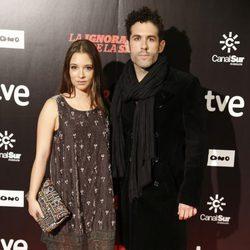 Yohana Cobo en el estreno de 'La ignorancia de la sangre' en Madrid