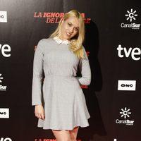 Daniela Blume en el estreno de 'La ignorancia de la sangre' en Madrid