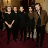 One Direction en la Royal Variety Performance 2014