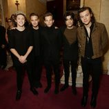 One Direction en la Royal Variety Performance 2014