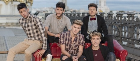 Auryn prestará su segundo single 'Saturday I'm in love' a la BSO de 'El club de los incomprendidos'