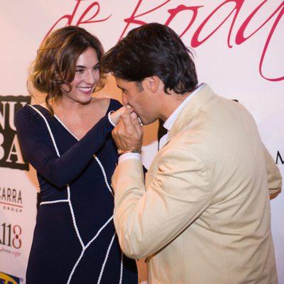 Fran Rivera apoya a Lourdes Montes en su debut como diseñadora