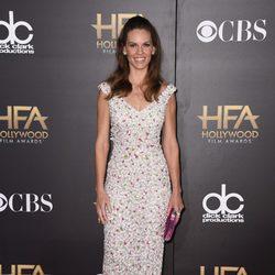 Hilary Swank en los Hollywood Film Awards 2014