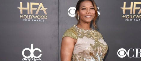 Queen Latifah en los Hollywood Film Awards 2014