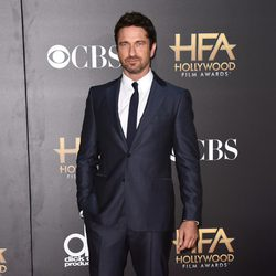 Gerard Butler en los Hollywood Film Awards 2014