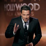Ben Affleck en los Hollywood Film Awards 2014