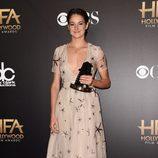 Shailene Woodley en los Hollywood Film Awards 2014