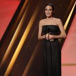 Angelina Jolie en los Hollywood Film Awards 2014