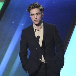 Robert Pattinson en los Hollywood Film Awards 2014