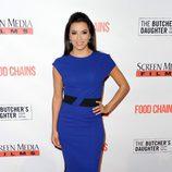 Eva Longoria acude al estreno de 'Food Chains' en Los Angeles