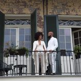 Solange Knowles y Alan Ferguson muy románticos el día de su boda en Nueva Orleans