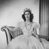 La Duquesa de Alba con 21 años