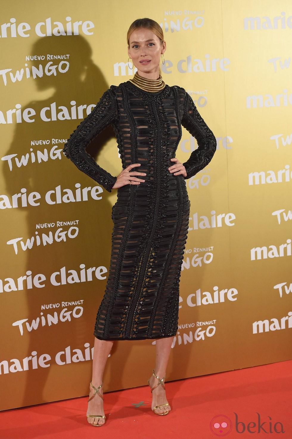Vanesa Lorenzo en la entrega de los Premios Prix de la Moda 2014