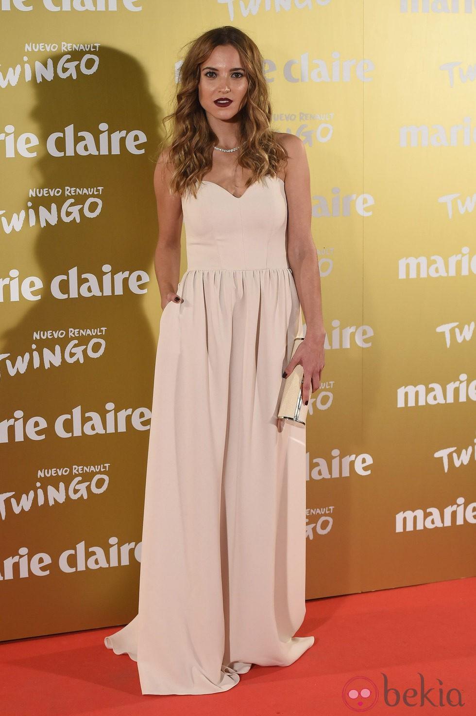Ana Fernández en la entrega de los Premios Prix de la Moda 2014