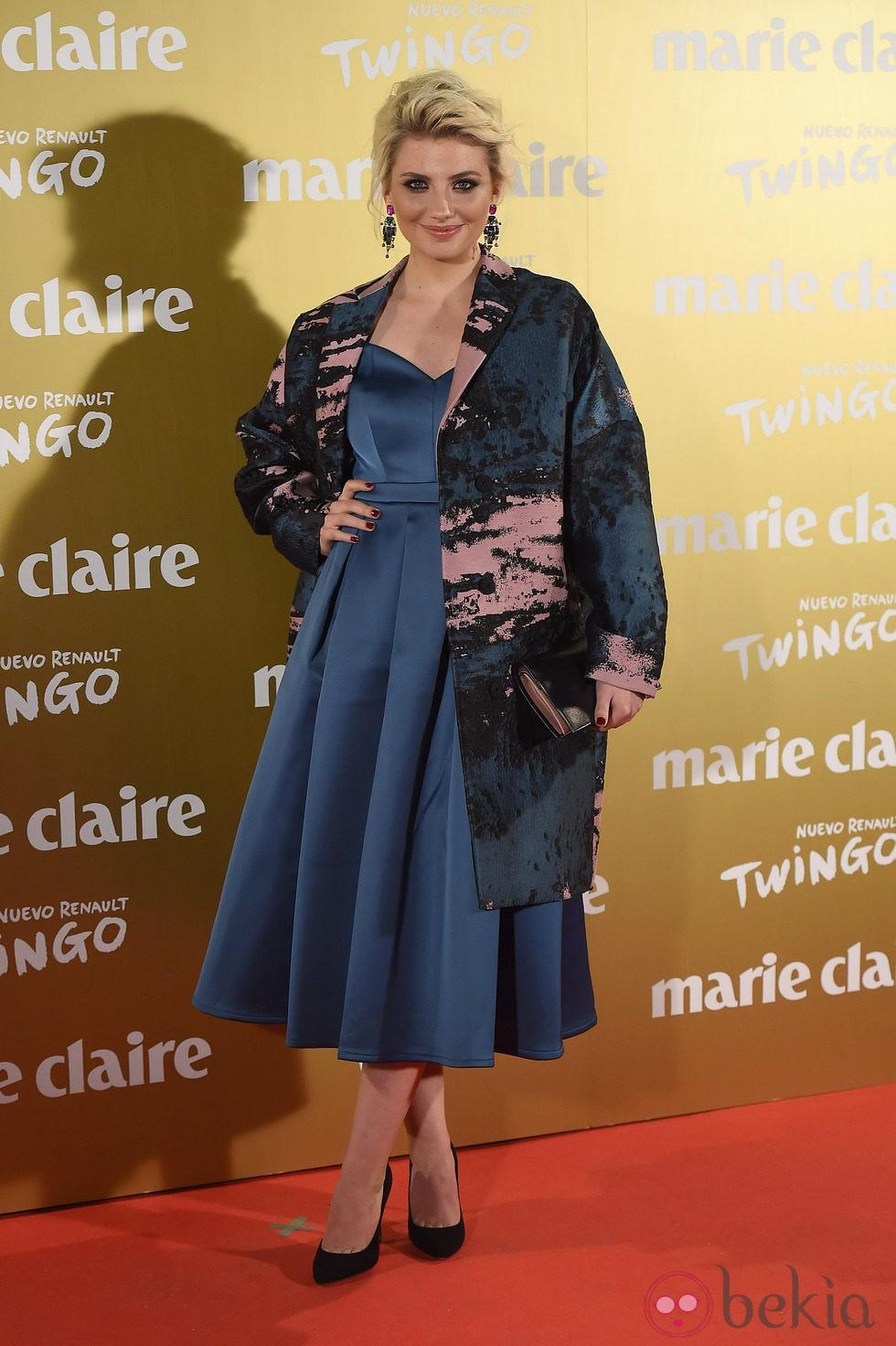 Miriam Giovanelli en la entrega de los Premios Prix de la Moda 2014