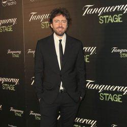 Daniel Sánchez Arévalo en el estreno de la obra de teatro 'Hanky Panky'