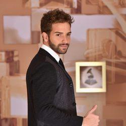 Pablo Alborán en la entrega de los Premios Grammy Latino 2014