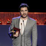 Juanes en la entrega de los Premios Grammy Latino 2014